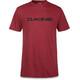 Dakine Da Rail T-Shirt Heren rood